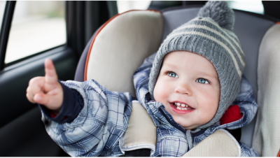 QUICK GUIDE TO CAR SEAT SAFETY